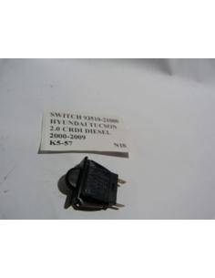 Switch 93510-21000 Hyundai Tucson 2.0 CRDI Diesel 2000 - 2009