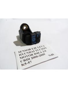 Sensor eje leva Hyundai Tucson motor D4EA 2.0 CRDI 2000 - 2009