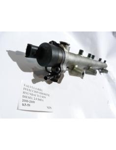 Valvula riel inyeccion 0281002732 Hyundai Tucson Diesel 2.0 D4EA 2000 - 2009