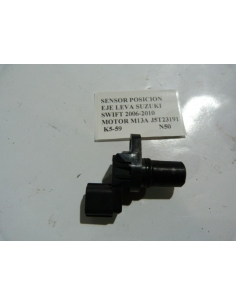 Sensor posicion eje leva Suzuki Swift 2006 - 2010 Motor M13A J5T23191