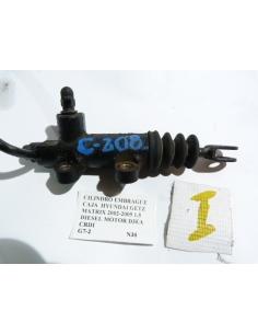 Cilindro embrague caja Hyundai Getz Matrix 2002 - 2009 1.5 Diesel Motor D3EA CRDI