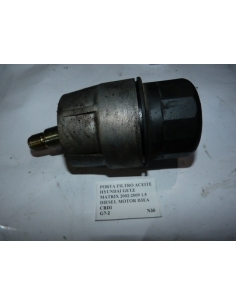 Porta filtro aceite Hyundai Getz Matrix 2002 - 2009 1.5 Diesel Motor D3EA CRDI