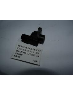Sensor golpe cigueñal CKP Cigueñal Suzuki Baleno 1.3 Motor G13BB