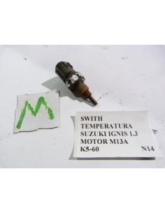 Switch Temperatura Suzuki Ignis 1.3 motor M13A