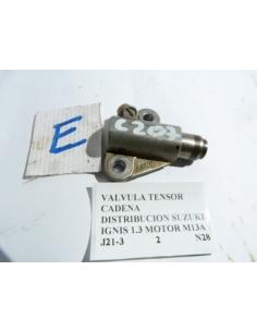 Valvula tensor cadena distribucion Suzuki ignis 1.3 Motor M13A