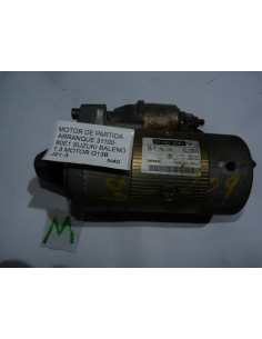 Motor de partida arranque 31100-80E1 Suzuki Baleno 1.3