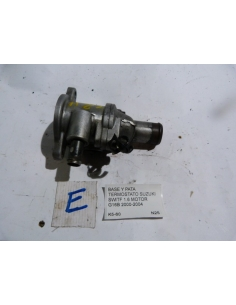 Base y pata termostato Suzuki Swift 1.6 Motor G16B 2000 - 2004