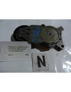 Tensor Compresor Citroen Berlingo 1.6 HDI 2005 - 2010