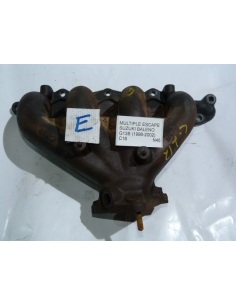 Multiple Escape Suzuki Baleno G13B 1996 - 2002