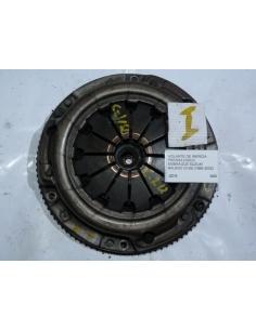Volante inercia prensa cercha disco embrague Suzuki Baleno Motor G13B1996 - 2002