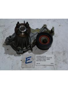 Bomba de agua rodamiento Suzuki Vitara 1993 - 1998 motor G16A