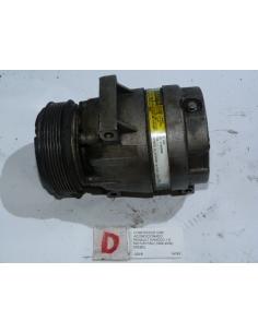 Compresor aire acondicionado Renault Kangoo 1.9 motor F8Q 1999 - 2006 diesel
