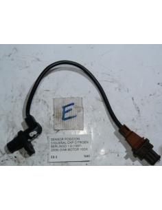 Sensor posicion cigueñal CKP Citroen Berlingo 1.9 1997 - 2008 DW8 motor 10DX