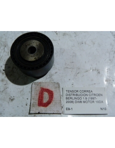 Tensor correa distribucion Citroen Berlingo 1.9 1997 - 2008 10DX