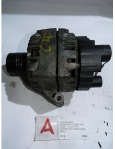 Alternador Chevrolen Combo Van Z13DT 1.3 CDTI Fiat Fiorino Fiat Doblo 2004 - 2014 Diesel