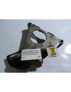 Base bomba de agua Nissan Xtrail YD22 DCI TD 2005 - 2010