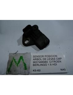 Sensor posicion arbol de levas CMP 9637466980 Citroen Berlingo 1.6 HDI