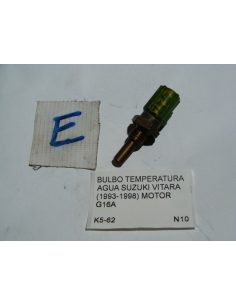 Bulbo temperatura agua Suzuki Vitara 1993 - 1998 motor G16B