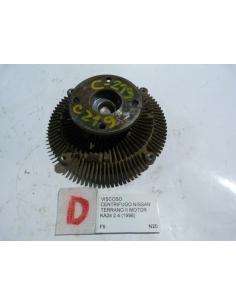 Viscoso Centrifugo Nissan Terrano II motor K424 2.4 1996