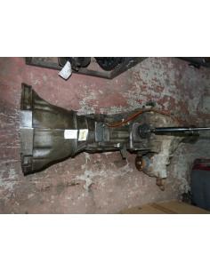 Caja cambios transfer Nissan terrano II motor K424 2.4 1996
