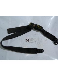 Cinturon seguridad trasero central Nissan Terrano II motor K424 2.4 1996