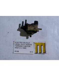 Electro Valvula (AESA 123-21) Nissan Terrano II motor K424 2.4 1996