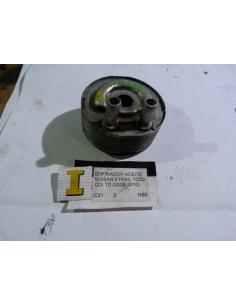Enfriador Aceite Nissan Xtrail YD22 CDI TD 2005 - 2010