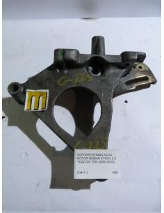 Soporte bomba de agua motor Nissan Xtrail 2.2 YD22 CDI TDN 2005 - 2010