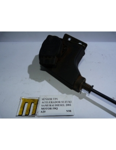 Sensor TPS Acelerador Suzuki Samurai Diesel 2002 motor F8Q
