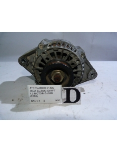Alternador 31400 - 60G1 Suzuki Swift 1.3 motor G13BB 2000