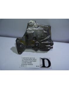 Soporte Motor Citroen Berlingo Peugeot Partner 1.6 HDI Diesel codigo: 505932