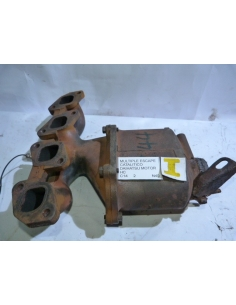 Multiple escape catalitico Daihatsu motor HC