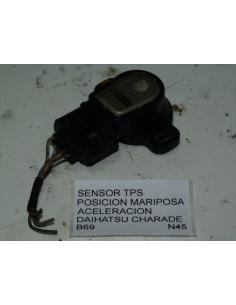 Sensor posicion mariposa TPS aceleracion Daihatsu Charade