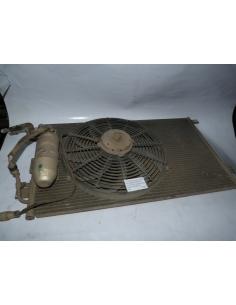Condensador aire acondicionado electro Mahindra Pick up 2009 XL