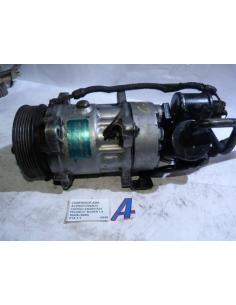 Compresor aire acondicionado Peugeot Boxer 1.9 XUD9 2000 codigo: 3402601524