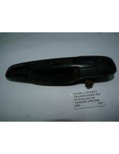 Manilla puerta trasero derecho Suzuki Grand Nomade 1998 - 2004