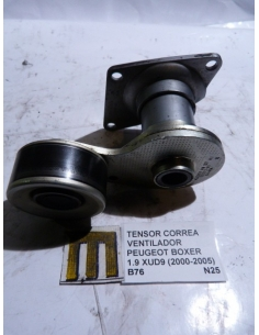 Tensor correo ventilador Peugeot Boxer 1.9 XUD9 2000 - 2005