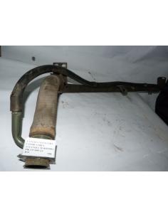 Cañeria manguera combustible estanque Mahindra Pik Up 2009 2.6