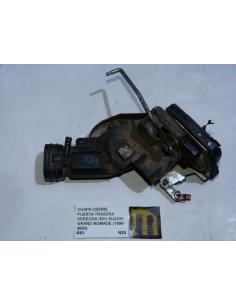Chapa cierre puerta trasera derecha RH Suzuki Grand Nomade 1998 - 2003