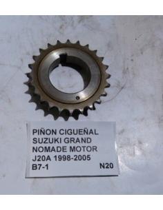 Piñon Cigueñal Suzuki Grand Nomade Motor J20A 1998 - 2005