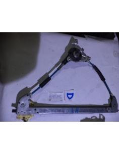 Cremallera alzavidrio trasera izquierda Citroen Picasso Xsara 1.6 HDI 2008