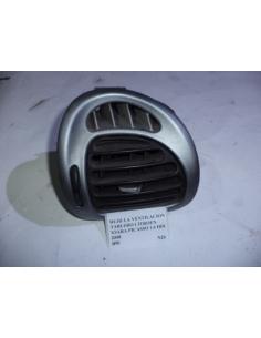 Rejilla ventilacion tablero Citroen Xsara Picasso 1.6 HDI 2008