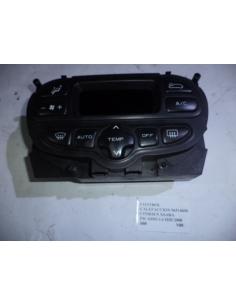 Control calefaccion 96514030 Citroen Xsara Picasso 1.6 HDI 2008