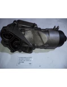Enfriador aceite filtro Citroen Xsara Picasso 1.6 HDI 2008