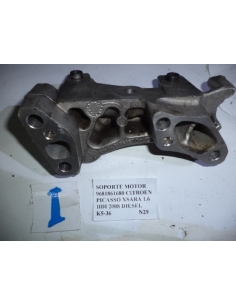 Sopore Motor 9681861680 Citroen Picasso Xsara 1.6 HDI 2008 Diesel