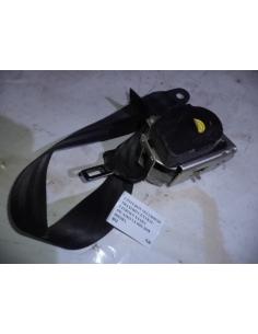 Cinturon seguridad trasero central Citroen Xsara Picasso 1.6 HDI 2008 diesel
