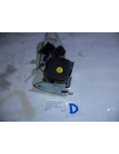 Cinturon seguridad trasero derecho Citroen Xsara Picasso 1.6 HDI 2008 diesel