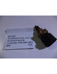 Bulbo temperatura agua Suzuki Grand Nomade 1998 - 2004 motor J20A 2.0