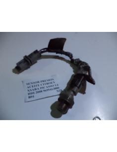 Sensor presion aceite Citroen Xsara Picasso 1.6 HDI 2008 codigo 9655413880