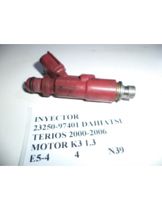 Inyector 23250-97401 Daihatsu Terios 2000 - 2006 motor K3 1.3